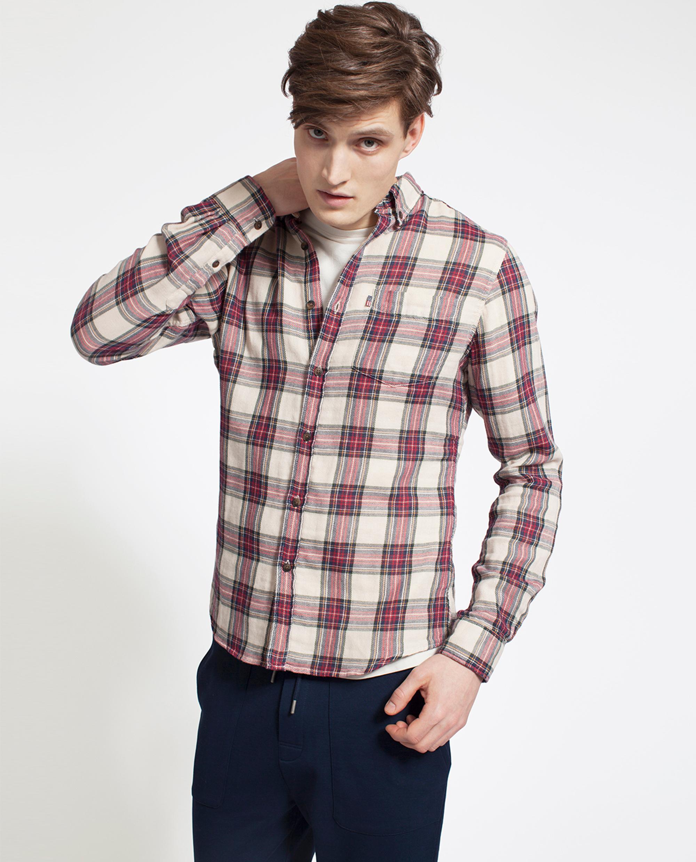 Walter Checked Shirt, Multi