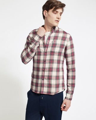 Walter Checked Shirt, Multi