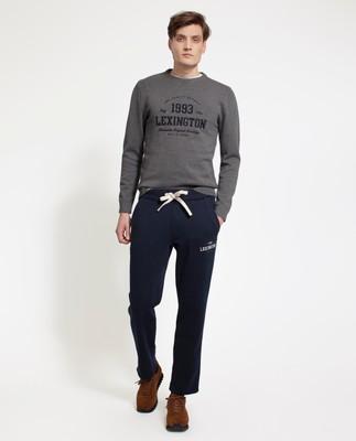 Brandon Jersey Pants, Deepest Blue