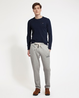 Brandon Jersey Pants, Heather Gray