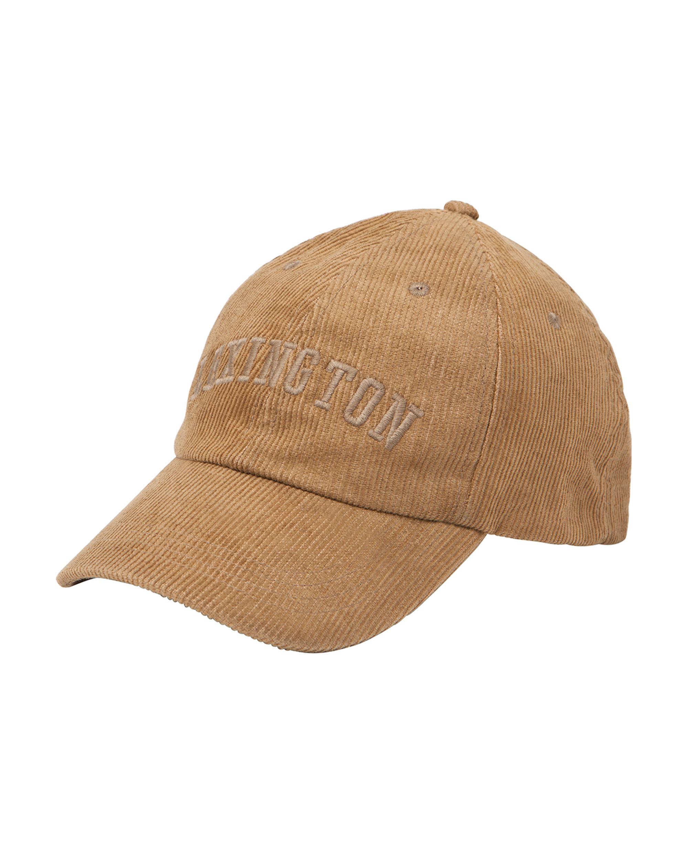 Houston Cord Cap, Beige
