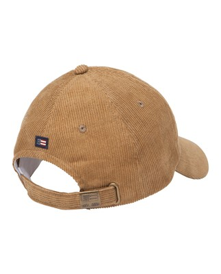 Houston Cord Cap, Beige