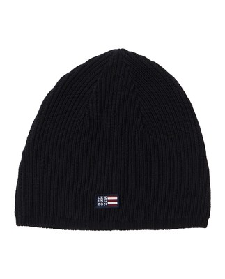 Oak View Beanie, Caviar Black