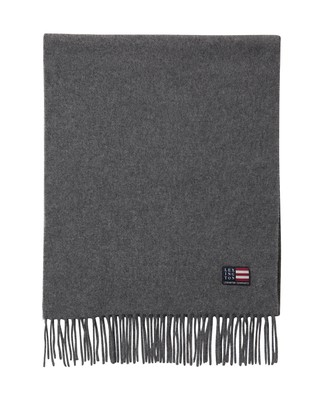 Massachusetts Scarf, Heather Gray
