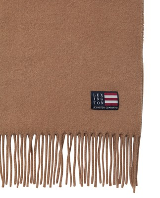Massachusetts Scarf, Warm Sand