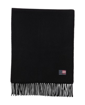 Massachusetts Scarf, Caviar Black