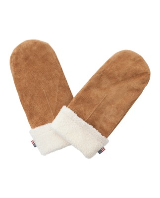 Dunamere Women's Suede Gloves