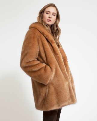 Elisabeth Faux Fur Jacket