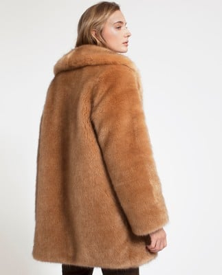 Elisabeth Faux Fur Jacket