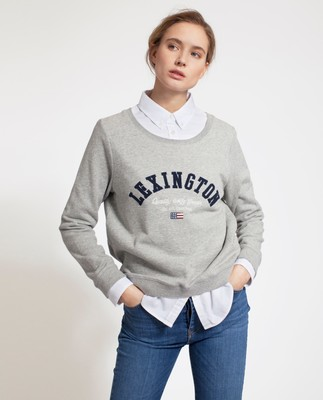 Chanice Sweatshirt, Heather Gray