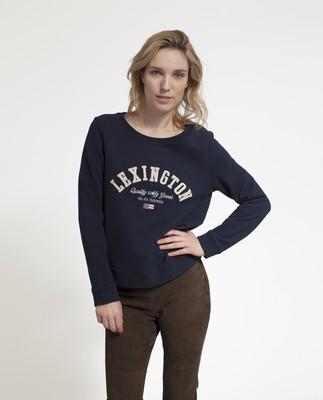 Chanice Sweatshirt, Deepest Blue