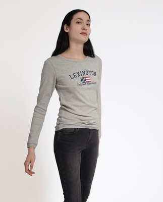 Thelma Tee, Light Gray