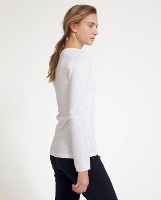 Thelma Tee, Bright White
