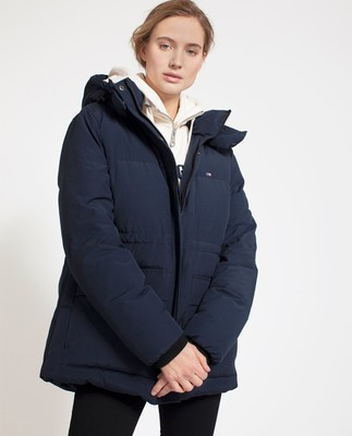 Emma Down Jacket, Deepest Blue