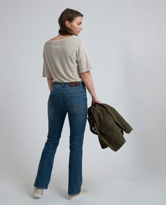 Shelley Bootcut Jeans