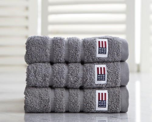 Original Hand Towel Stone Gray