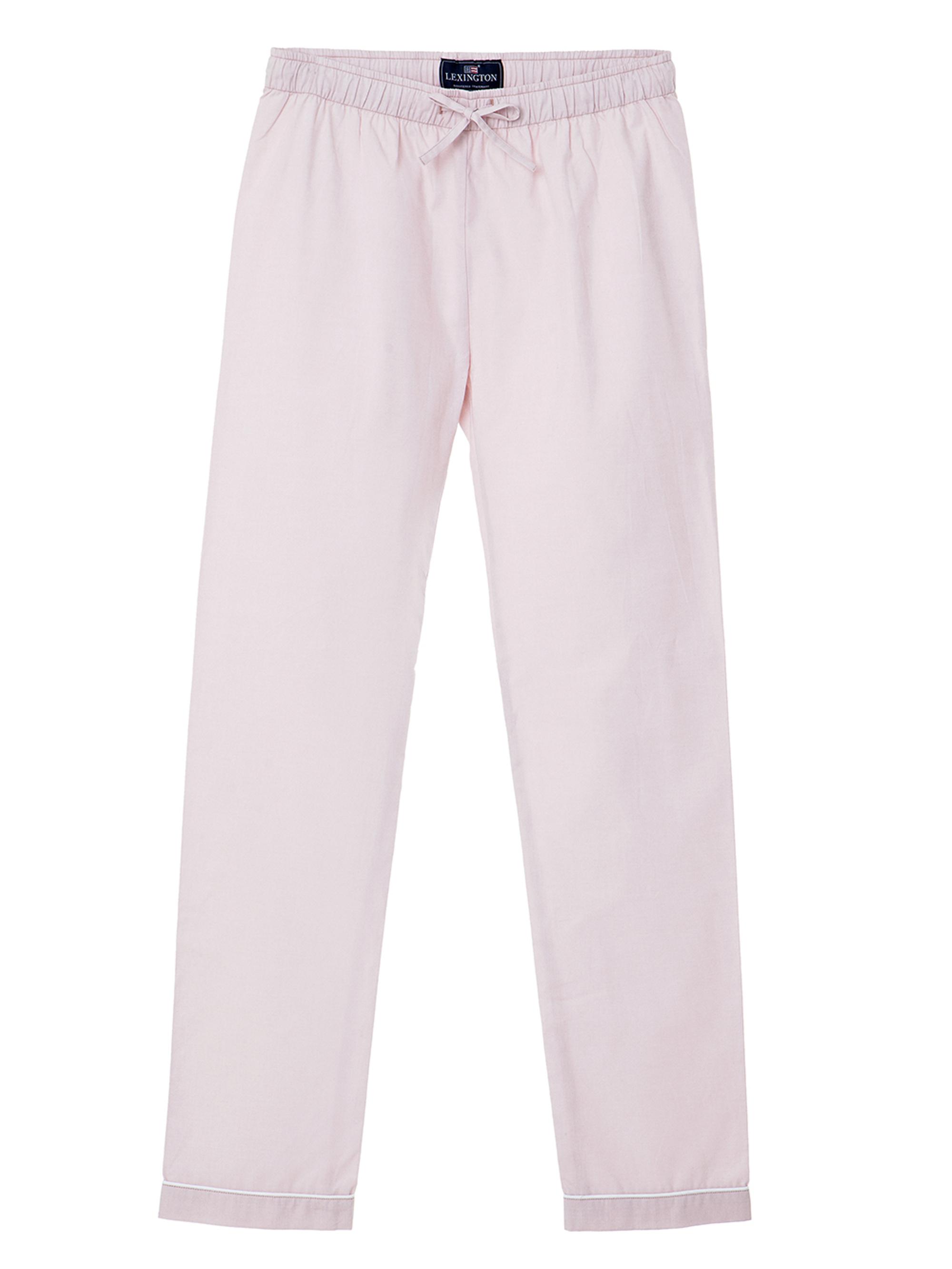 Shima Pajama, White/Pink