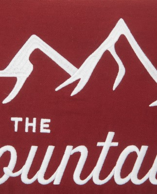 Mountain Sham, Red