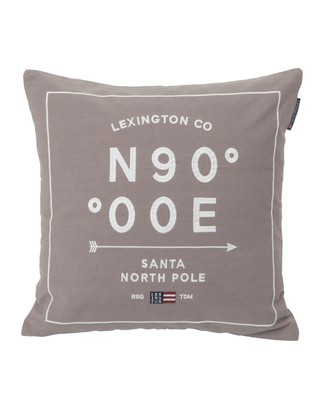 North Pole Sham, Gray
