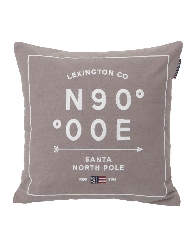 North Pole Sham, Gray