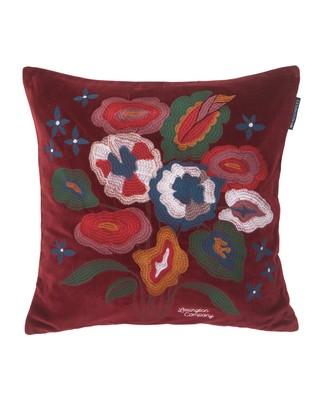 Flower Sham, Red