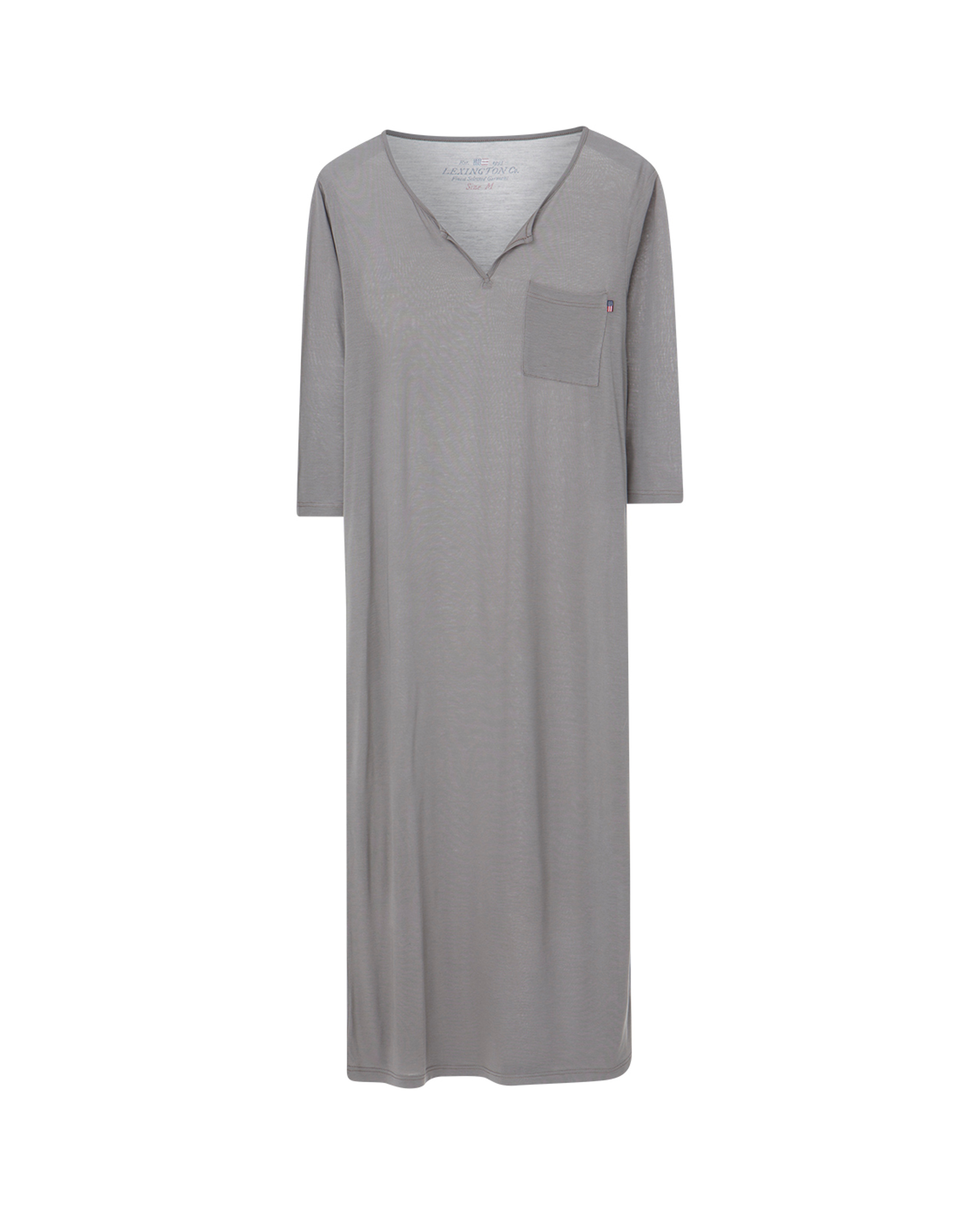 Viola Nightgown, Gray