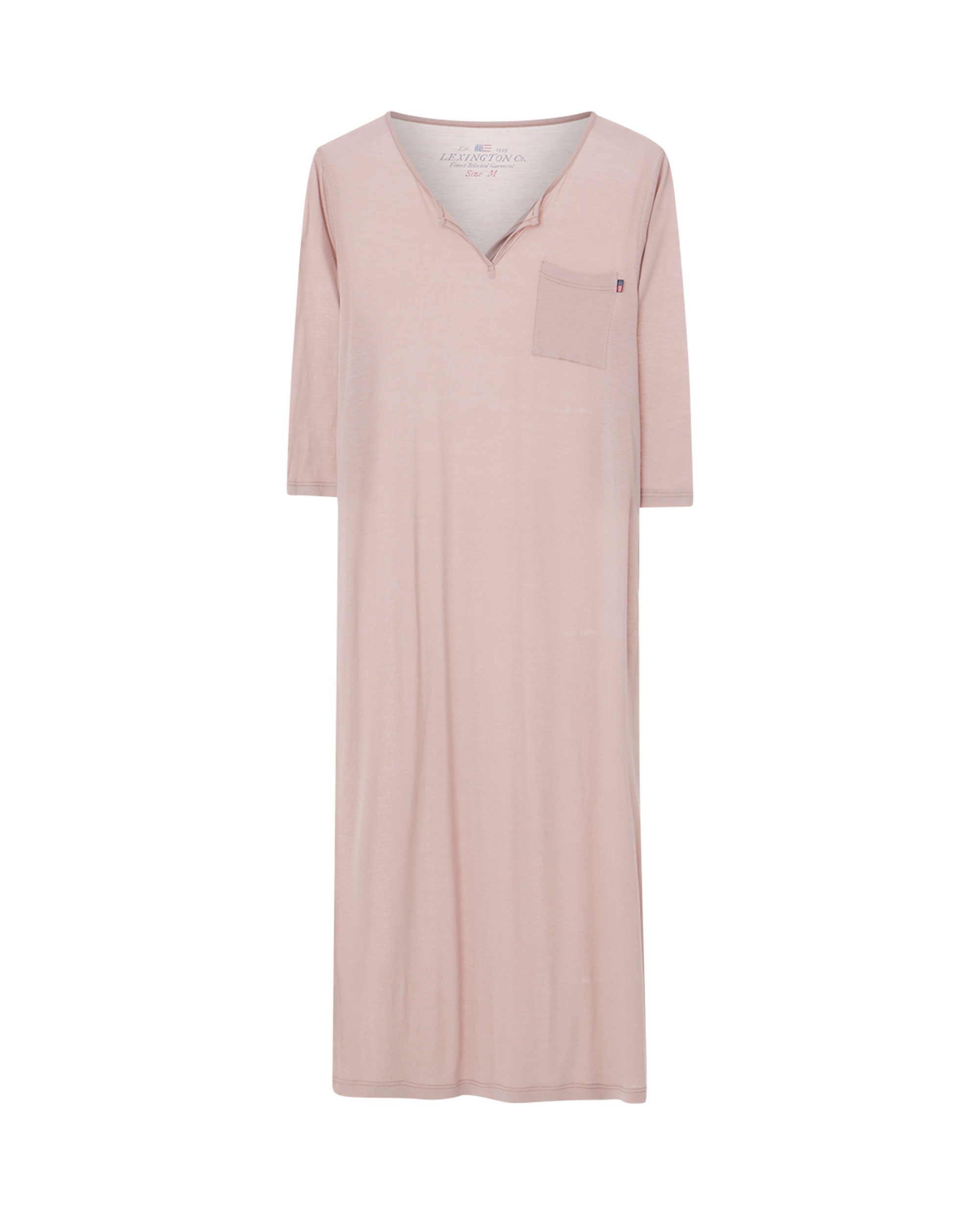 Viola Nightgown, Pink