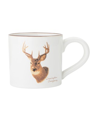 Holiday Mug, White