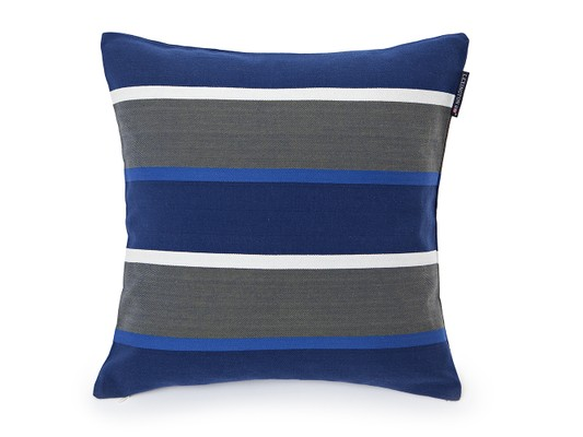 Striped Sham, Blue Multi