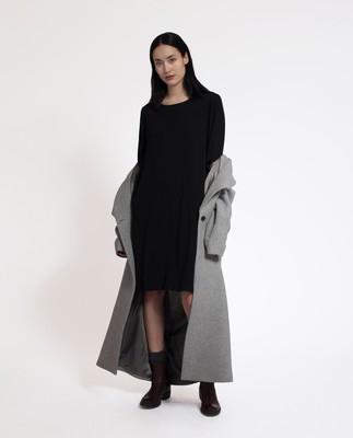 Grace Dress, Caviar Black