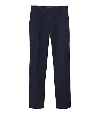 Blake Narrow Leg Pants, Deep Marine Blue