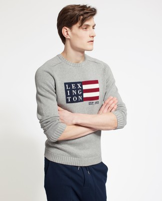 Dylan Sweater, Heather Gray