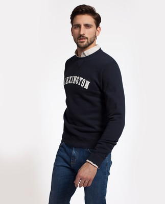 Lucas Sweatshirt, Deepest Blue