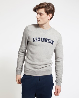 Lucas Sweatshirt, Heather Gray