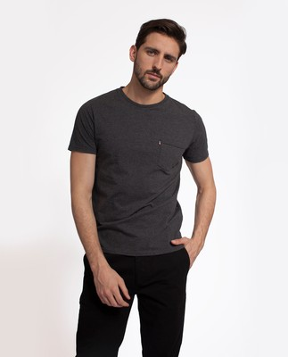 Travis Tee, Dark Gray