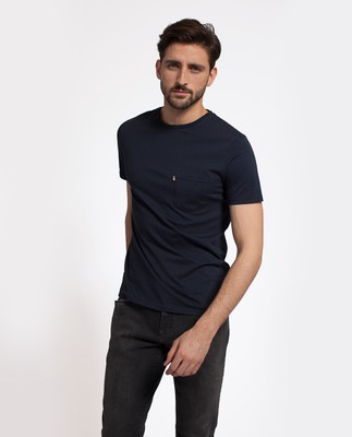 Travis Tee, Deep Marine Blue