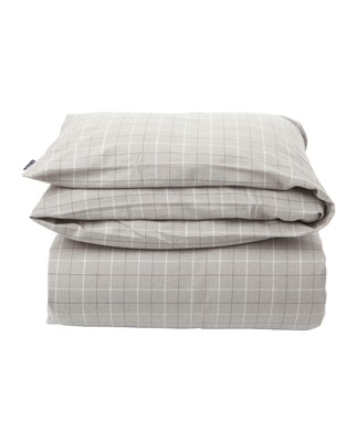 Cashmere Flannel Flat Sheet, Gray
