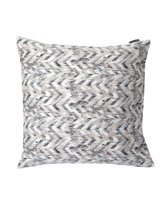 Printed Sateen Pillowcase, Multi