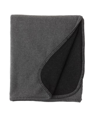 Lexington Bed Blanket, Gray