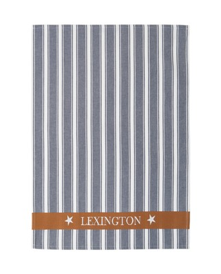 Lexington Striped Kitchen Towel, Blue Multi