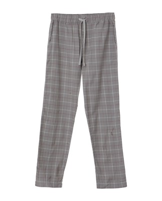 Villy Pajama, White/Gray