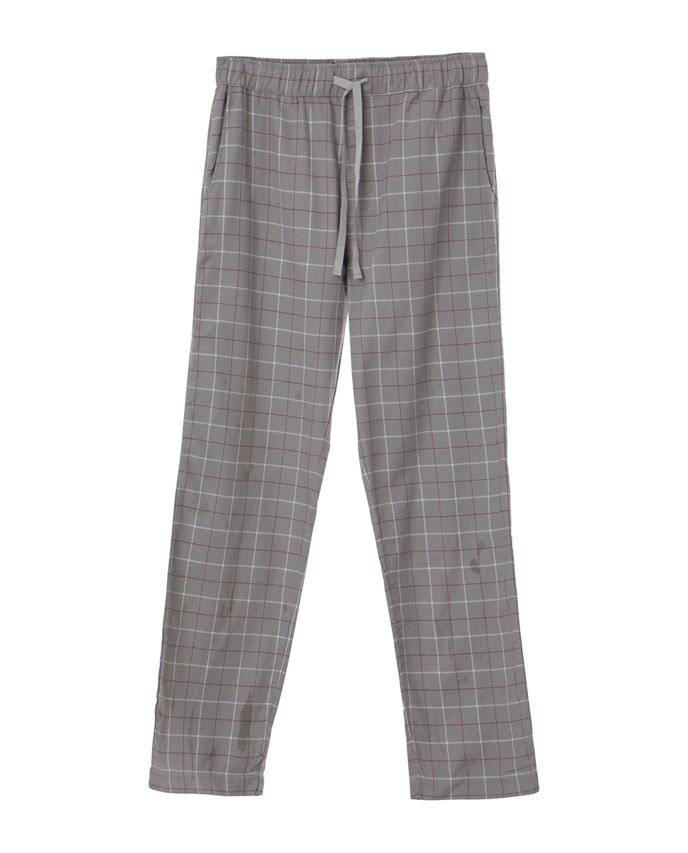 Villy Pajama, White/Gray