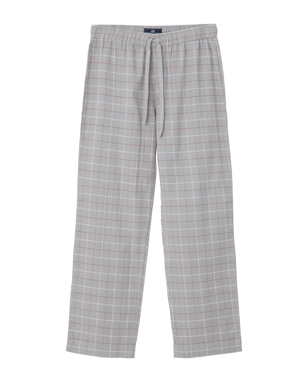 Victor Pajama, White/Gray