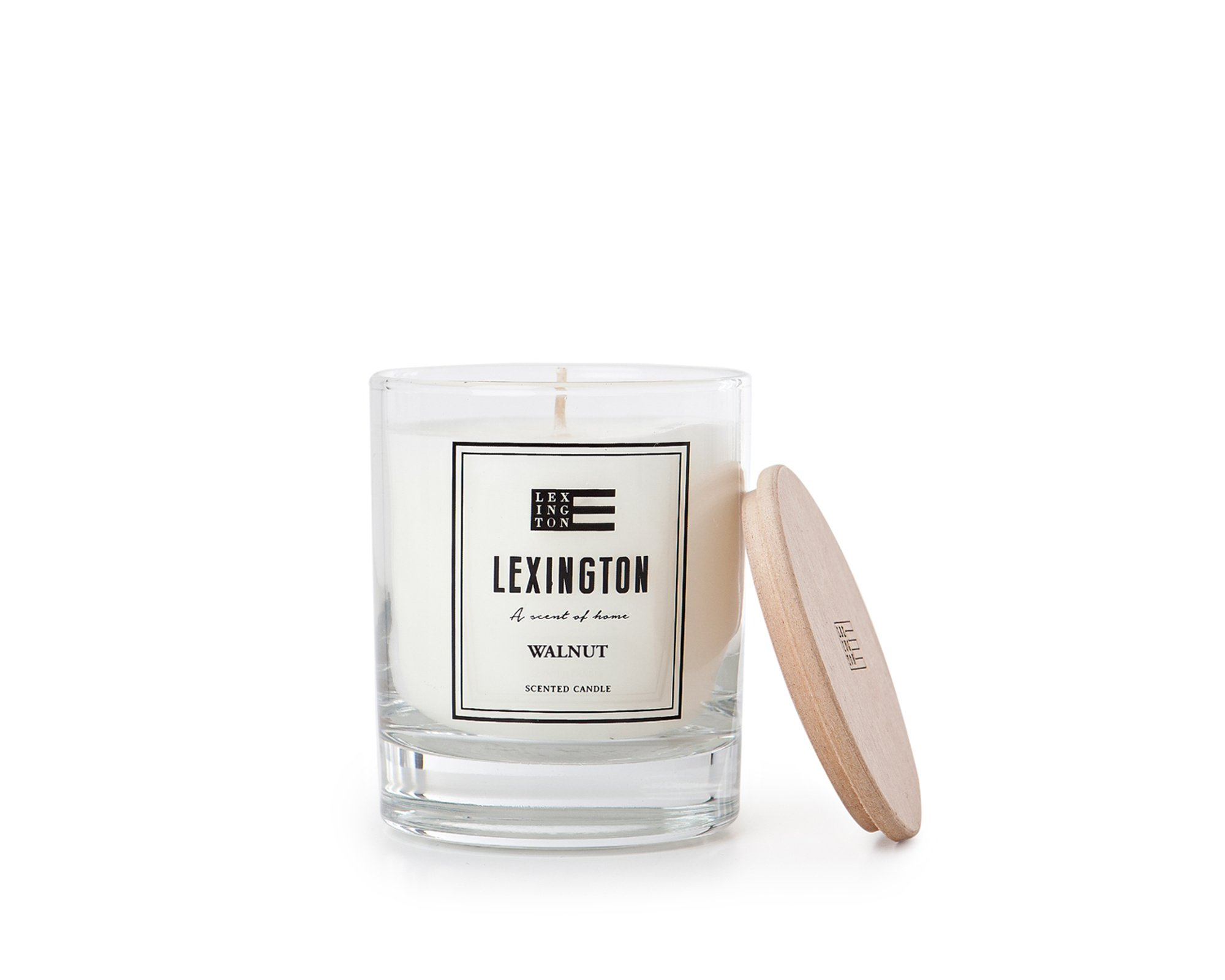 Scented Candle, Walnut