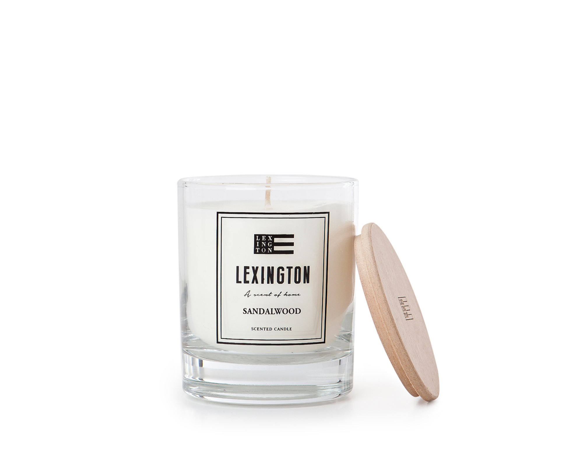 Scented Candle, Sandalwood