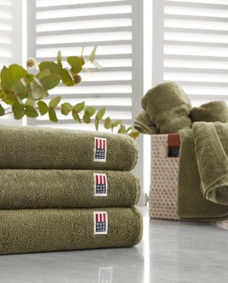 Icons Original Towel Dusty Olive